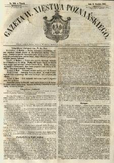 Gazeta Wielkiego Xięstwa Poznańskiego 1855.12.11 Nr289
