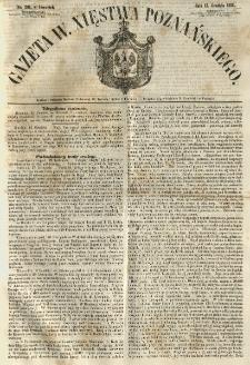 Gazeta Wielkiego Xięstwa Poznańskiego 1855.12.13 Nr291
