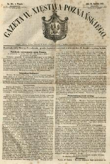 Gazeta Wielkiego Xięstwa Poznańskiego 1855.12.25 Nr301