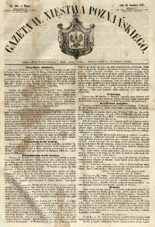 Gazeta Wielkiego Xięstwa Poznańskiego 1855.12.28 Nr302