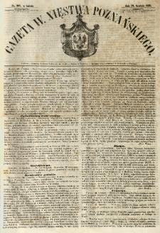Gazeta Wielkiego Xięstwa Poznańskiego 1855.12.29 Nr303