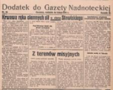 Gazeta Nadnotecka: pismo narodowe poświęcone sprawie polskiej na ziemi nadnoteckiej 1934.02.25 R.14 Nr45