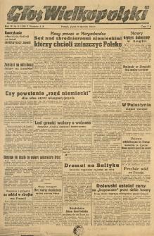 Głos Wielkopolski. 1948.01.09 R.4 nr8 Wyd.AB