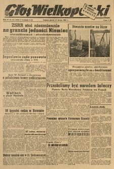 Głos Wielkopolski. 1948.02.13 R.4 nr42 Wyd.AB