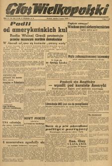 Głos Wielkopolski. 1948.05.08 R.4 nr125 Wyd.AB