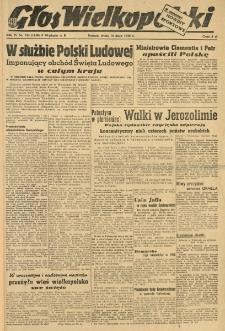 Głos Wielkopolski. 1948.05.19 R.4 nr135 Wyd.AB