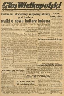 Głos Wielkopolski. 1948.05.26 R.4 nr142 Wyd.AB