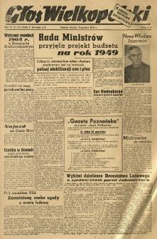 Głos Wielkopolski. 1948.12.14 R.4 nr343 Wyd.AB