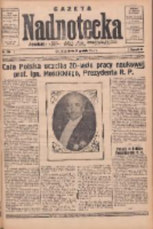Gazeta Nadnotecka 1934.12.12 R.14 Nr285