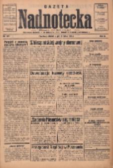 Gazeta Nadnotecka: pismo codzienne 1936.10.05 R.16 Nr232