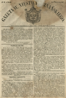 Gazeta Wielkiego Xięstwa Poznańskiego 1847.04.07 Nr80