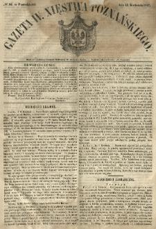 Gazeta Wielkiego Xięstwa Poznańskiego 1847.04.12 Nr84