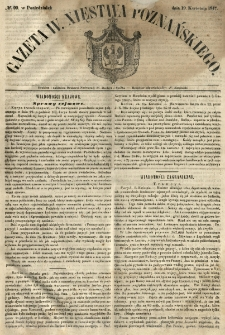 Gazeta Wielkiego Xięstwa Poznańskiego 1847.04.19 Nr90