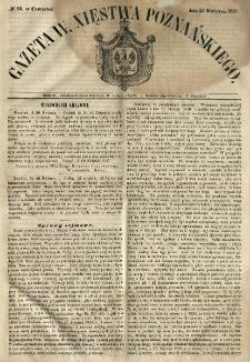 Gazeta Wielkiego Xięstwa Poznańskiego 1847.04.22 Nr93