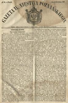 Gazeta Wielkiego Xięstwa Poznańskiego 1847.04.23 Nr94