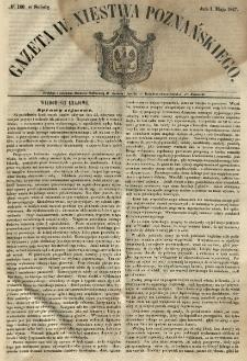 Gazeta Wielkiego Xięstwa Poznańskiego 1847.05.01 Nr100