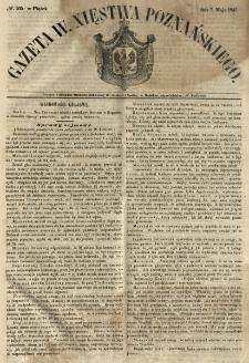 Gazeta Wielkiego Xięstwa Poznańskiego 1847.05.07 Nr105