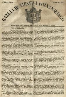 Gazeta Wielkiego Xięstwa Poznańskiego 1847.05.08 Nr106