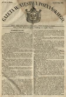 Gazeta Wielkiego Xięstwa Poznańskiego 1847.05.12 Nr109