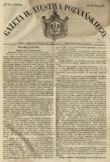 Gazeta Wielkiego Xięstwa Poznańskiego 1847.05.15 Nr111