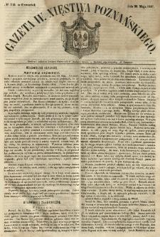 Gazeta Wielkiego Xięstwa Poznańskiego 1847.05.20 Nr115