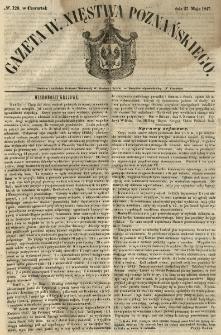 Gazeta Wielkiego Xięstwa Poznańskiego 1847.05.27 Nr120