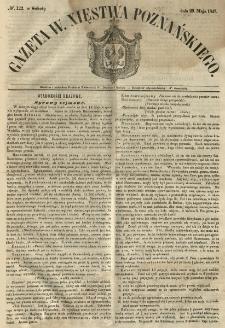 Gazeta Wielkiego Xięstwa Poznańskiego 1847.05.29 Nr122