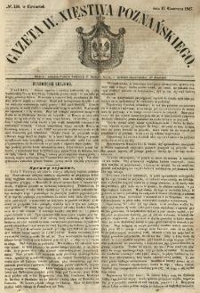 Gazeta Wielkiego Xięstwa Poznańskiego 1847.06.17 Nr138