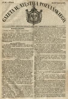 Gazeta Wielkiego Xięstwa Poznańskiego 1847.06.29 Nr148
