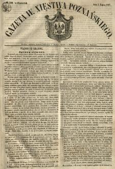 Gazeta Wielkiego Xięstwa Poznańskiego 1847.07.01 Nr150
