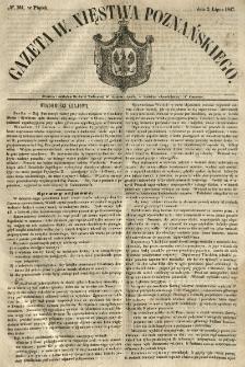 Gazeta Wielkiego Xięstwa Poznańskiego 1847.07.02 Nr151