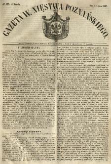 Gazeta Wielkiego Xięstwa Poznańskiego 1847.07.07 Nr155