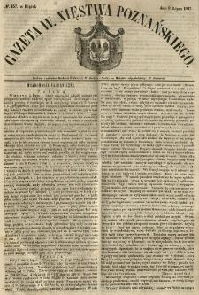 Gazeta Wielkiego Xięstwa Poznańskiego 1847.07.09 Nr157