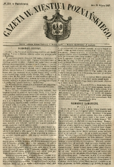 Gazeta Wielkiego Xięstwa Poznańskiego 1847.07.12 Nr159