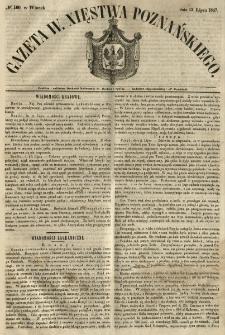 Gazeta Wielkiego Xięstwa Poznańskiego 1847.07.13 Nr160