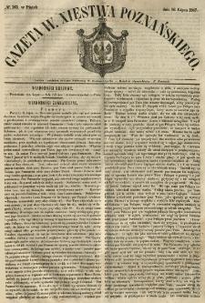 Gazeta Wielkiego Xięstwa Poznańskiego 1847.07.16 Nr163