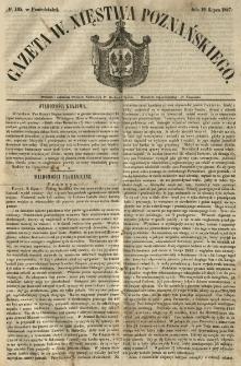 Gazeta Wielkiego Xięstwa Poznańskiego 1847.07.19 Nr165