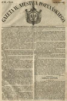 Gazeta Wielkiego Xięstwa Poznańskiego 1847.07.20 Nr166