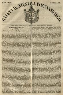 Gazeta Wielkiego Xięstwa Poznańskiego 1847.07.28 Nr173