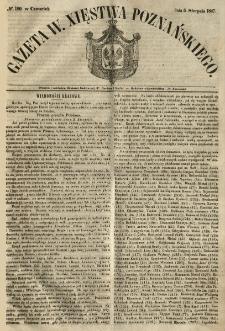Gazeta Wielkiego Xięstwa Poznańskiego 1847.08.05 Nr180