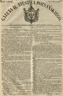 Gazeta Wielkiego Xięstwa Poznańskiego 1847.08.17 Nr190