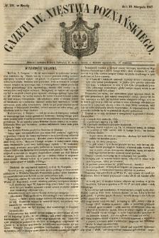 Gazeta Wielkiego Xięstwa Poznańskiego 1847.08.18 Nr191