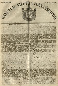 Gazeta Wielkiego Xięstwa Poznańskiego 1847.08.20 Nr193