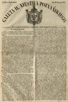 Gazeta Wielkiego Xięstwa Poznańskiego 1847.08.23 Nr195