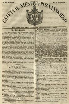 Gazeta Wielkiego Xięstwa Poznańskiego 1847.08.24 Nr196