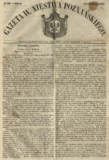 Gazeta Wielkiego Xięstwa Poznańskiego 1847.08.28 Nr200