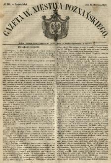 Gazeta Wielkiego Xięstwa Poznańskiego 1847.08.30 Nr201