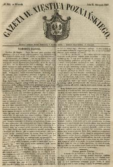 Gazeta Wielkiego Xięstwa Poznańskiego 1847.08.31 Nr202