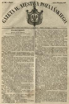 Gazeta Wielkiego Xięstwa Poznańskiego 1847.09.03 Nr205