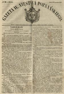 Gazeta Wielkiego Xięstwa Poznańskiego 1847.09.04 Nr206